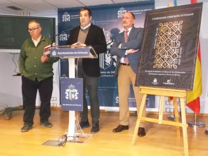 Representantes de ocho países árabes asistirán el martes 29 y miércoles 30 de enero en Orihuela a las I Jornadas Internacionales sobre el legado andalusí y la ruta de los palmerales del sureste español y norte de África
