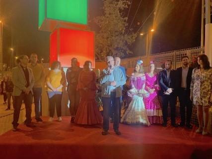 Inaugurada la VIII Feria de Sevillanas de Pilar de la Horadada, con cinco días de baile, música, folclore y gastronomía en el Real