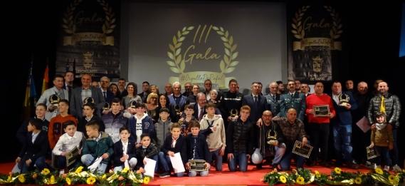 El Ayuntamiento de Rafal agradece a los ciudadanos y colectivos que se implicaron durante el temporal de la DANA en la III Gala 'Orgullo de Rafal'