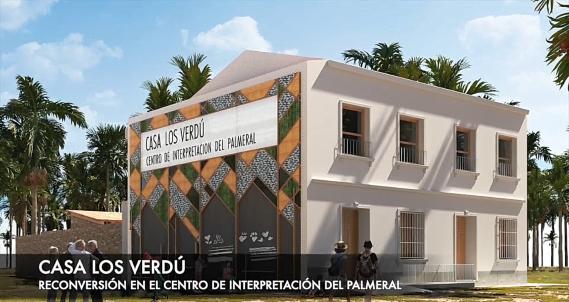 La Concejalía de Medio Ambiente de Orihuela comenzará próximamente las obras de restauración de elementos culturales en el entorno del Palmeral de San Antón