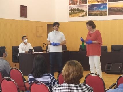 El Ayuntamiento de Bigastro comunica a los hosteleros que implantará medidas para que cuenten con el aforo completo de sus locales en su apertura tras el confinamiento