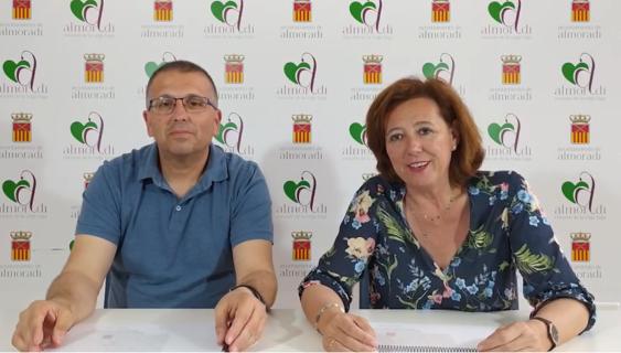 La Corporación Municipal del Ayuntamiento de Almoradí aprueba el jueves 28 de mayo por mayoría absoluta el Plan Territorial frente a Emergencias del municipio