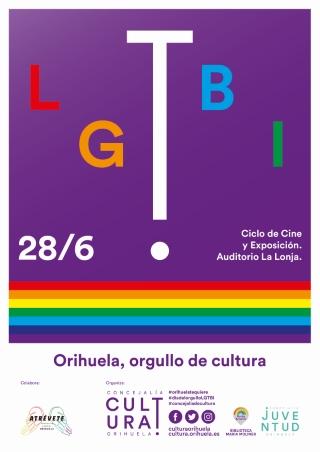 Orgullo de Cultura Orihuela