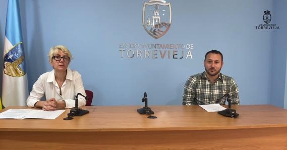 La Agencia de Desarrollo Local (ADL) de Torrevieja y la empresa AGAMED presentan la programación de las acciones formativas para este año 2020