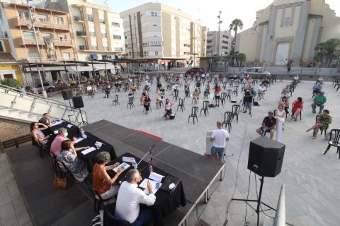 El futuro de la Vega Baja se presenta en Guardamar del Segura mediante el resultado del proceso de la participación ciudadana del Plan Vega Renhace
