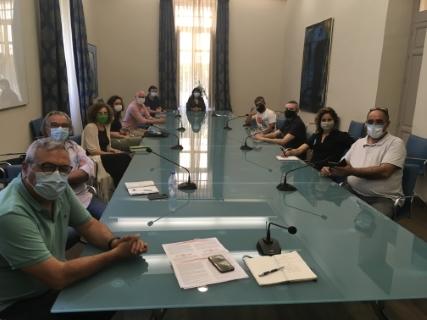 El área de Cultura de la Diputación de Alicante constituye una mesa de trabajo para consesuar medidas que favorezcan la recuperación del sector de las artes escénicas
