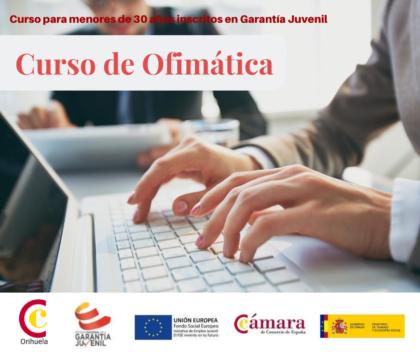 Orihuela: Cursos de 'Estética de uñas' y 'Ofimática', para jóvenes menores de 30 años, organizados por la Cámara de Comercio