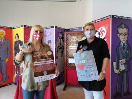 Benferri: Encuentro dirigida a la juventud para promocionar el voluntariado medioambiental, dentro de la actividad de campo 'Deja tu huella', organizada por la Mancomunidad Bajo Segura (MBS)