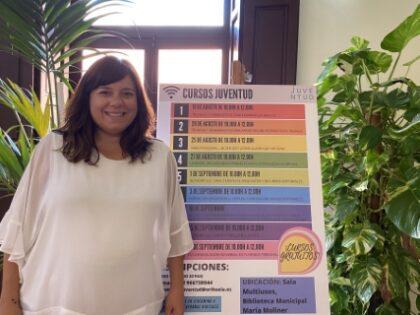Orihuela: Inscripción al nuevo ciclo de diez cursos formativos presenciales gratuitos para jóvenes orientados a la búsqueda de empleo, organizados por la Concejalía de Juventud