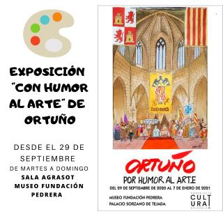 Copia de Orihuela: Exposición 'Por humor al arte', del caricaturista y pintor oriolano, Alfonso Ortuño, con dibujos humorísticos publicados en prestigiosas revistas y publicaciones de carácter nacional
