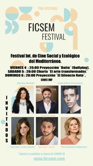 Torrevieja: Sesión de cine con la película 'El arte como medio transformador', encuentro y charla, dentro del I Festival Internacional de Cine Social y Ecológico del Mediteráneo (FICSEM)