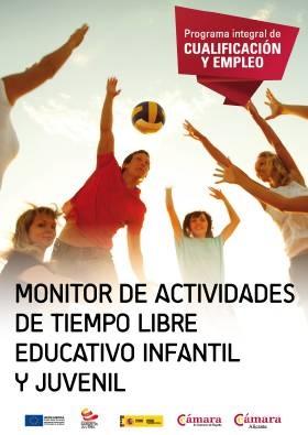 Los Montesinos: Curso gratuito de monitor/a de actividades de tiempo libre a través de Convega