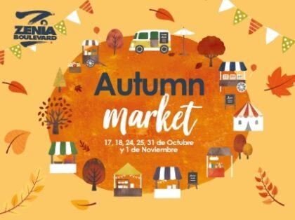 Orihuela Costa: Mercado artesanal de otoño, organizado por el Centro Comercial Zenia Boulevard