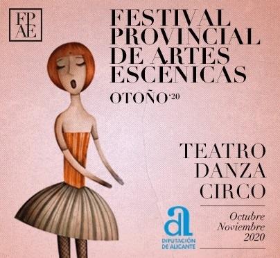 Los Montesinos, evento cultural: Representación de la obra de teatro-circo 'Reparte amor', por el grupo 'Arritmados', dentro del Festival de Artes Escénicas de la Diputación de Alicante