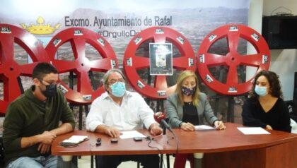 La Concejalía de Cultura y la organización del Festival Nacional de Cortometrajes y Audiovisual 'Rafal en Corto' cancela la novena edición en su forma presencial