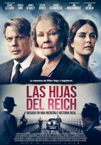 Guardamar del Segura, evento cultural: Sesión de cine con la película británica 'Las hijas del Reich' (2020), de Andy Goddard, dentro del ciclo 'Cine de estreno'