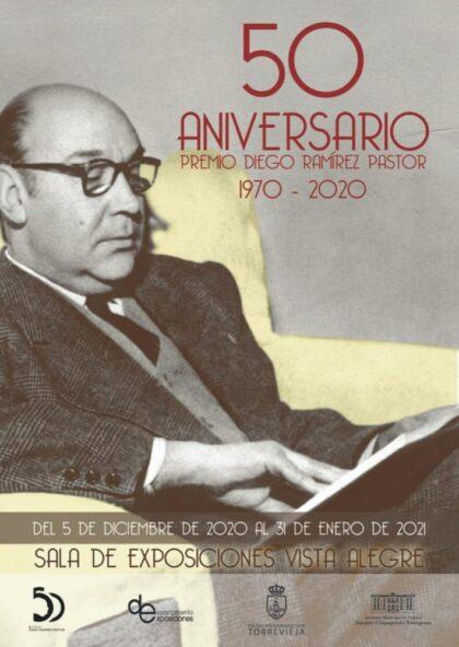 Torrevieja, evento cultural: Exposición fotográficadedicada al'50º aniversario del premio de Diego Ramírez Pastor (1970-2020)'