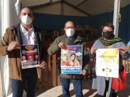 San Fulgencio, evento 'on line': Videollamadas de los Reyes Magos a los más pequeños, dentro de los actos de Navidad del Ayuntamiento