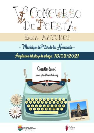 Pilar de la Horadada, evento: Entrega de obras para el V Concurso de Poesía para Mayores