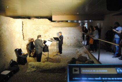Orihuela, evento cultural 'on line': Visita guiada virtual al Museo de la Muralla por su directora, la arqueóloga Mari Carmen Sánchez