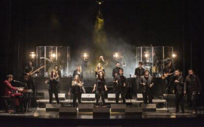 Torrevieja, evento cultural: Concierto 'Joyful!', por la compañía 'Belter Souls', con temas emblemáticos de la historia de la música negra
