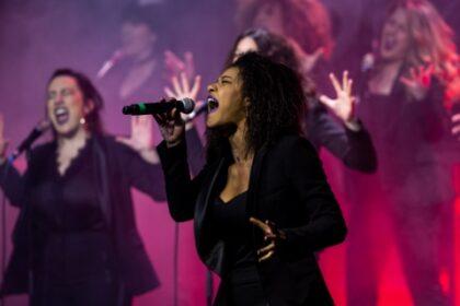 Torrevieja, evento cultural: CAMBIO DE HORARIO Concierto 'Joyful!', por la compañía 'Belter Souls', con temas emblemáticos de la historia de la música negra