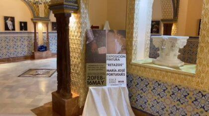 Orihuela, evento cultural: Exposición de pintura 'Retazos', de la artista María José Portugués, para homenejear a los pintores del Siglo de Oro español