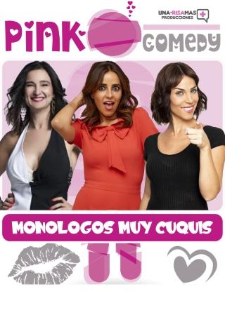 Torrevieja, evento cultural: Espectáculode humor 'Pink Comedy', por las monologuistas Carmen Alcayde, Nerea Garmendia y Carolina Noriega, para celebrar el Día Internacional de la Mujer, dentro del programa del primer semestre de 2021