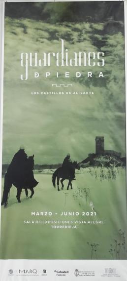 Torrevieja, evento cultural: Exposición del MARQ 'Guardianes de piedra. Los castillos de Alicante', organizada por el Ayuntamiento y la Diputación de Alicante