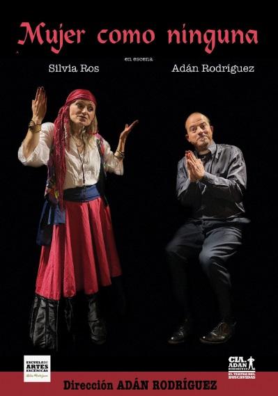 Torrevieja, evento cultural: Representación de la obra 'Mujer como ninguna', dirigida por Adan Rodríguez, para conmemorar el Día de la Mujer, dentro del programa del primer semestre de 2021