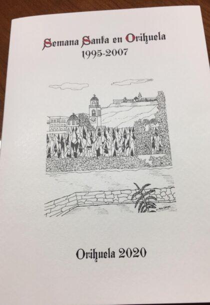 Orihuela, evento: Presentación del libro de Semana Santa en Orihuela (1995-2007), con la actuación de un dúo de violín y piano de ACAMDO, durante la Cuaresma