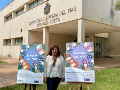 Orihuela Costa, evento: Taller infantil de autoedición 'Zine making', por Susana Delgado, dentro de los actos del segundo trimestre del Centro Cívico 'Alameda del mar'