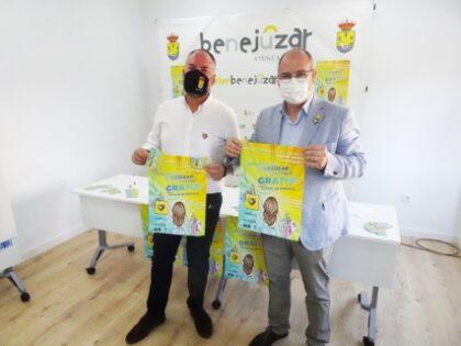 Benejúzar, evento: Campaña 'Rasca y gana 2021' con la que las compras puedan salir gratis y ganar premios en metálico en sorteos, organizada por la Concejalía de Comercio