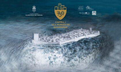 Guardamar del Segura, evento cultural: Exposición '750º aniversario del Castillo y Villa Muralla de Guardamar', dentro de la agenda cultural de la Concejalía