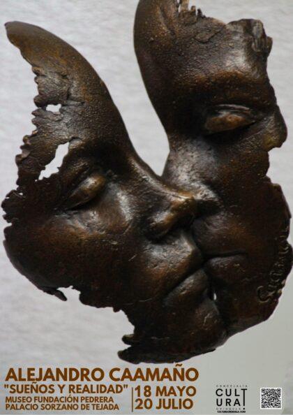 Orihuela, evento cultural: Exposición 'Sueños y realidad', del escultor oriolano Alejandro Caamaño, organizada por la Concejalía de Cultura