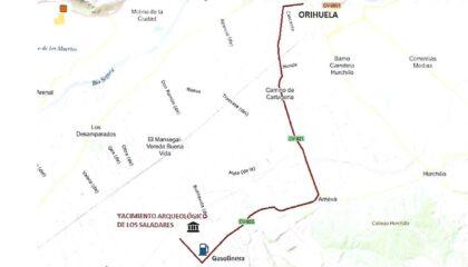Desamparados-Arneva de Orihuela, evento: Inscripción en la jornada de puertas abiertas del yacimiento arqueológico de Los Saladares, organizada por la Concejalía de Patrimonio Histórico