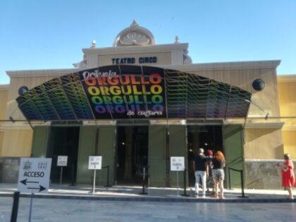 Orihuela, evento cultural: Exposición 'Referentes históricos lésbicos', sobre la orientación sexual de 17 mujeres importantes en la historia, organizada por la Concejalía de Participación Ciudadana