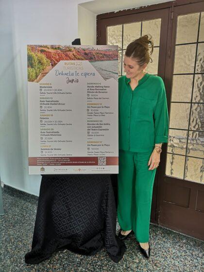 Orihuela, evento: Inscripción a las rutas turísticas guiadas y gratuitas de junio 2021 'Orihuela te espera', organizadas por la Concejalía de Turismo y Festividades
