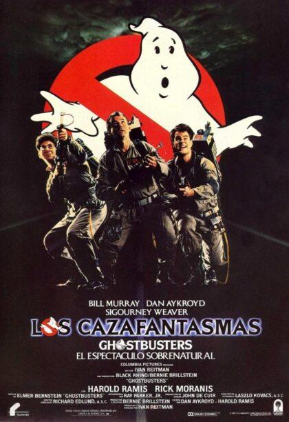 Guardamar del Segura, evento cultural: Sesión de cine con la película 'Los cazafantasmas' (1984), de Ivan Reitman, dentro del ciclo 'Cine de verano'