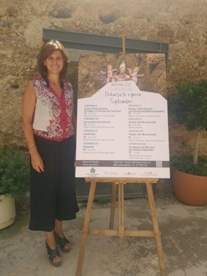 Orihuela, evento: Inscripción para las rutas turísticas de septiembre 2021 'Orihuela te espera', organizadas por la Concejalía de Turismo y Festividades