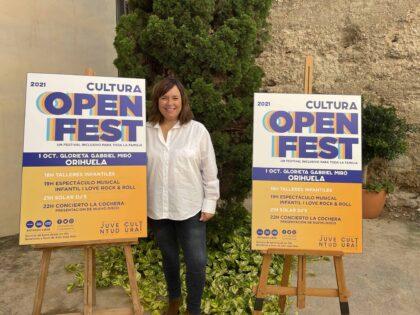 Orihuela, evento cultural: Actuación del grupo oriolano 'Solar dj's', dentro del festival 'Cultura Open Fest' organizado por la Concejalía de Cultura